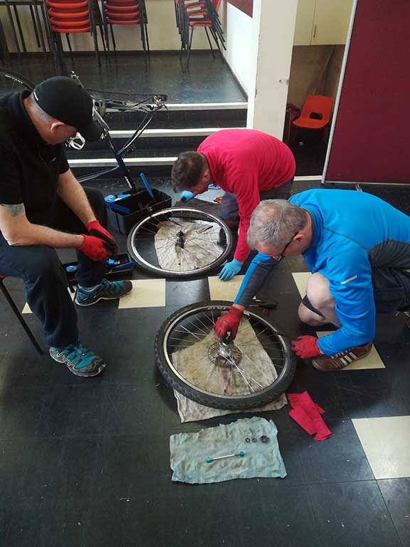 Bike For Life - Maintenance Course - Level 1